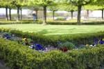 Cvetoči vrtovi Nürnberškega gradu