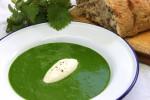 Preprosta koprivna juha
