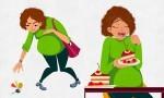 Ilustracije, ki jih bodo zares razumele samo mame in nosečnice