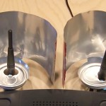 Povečajte Wi-Fi domet s pločevinko