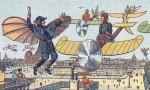 Kako so si leta 1900 predstavljali svet letao 2000