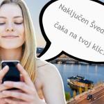 Švedska s svojo telefonsko številko