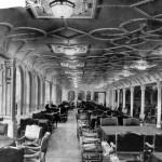 Jedilniki na Titaniku
