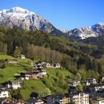 Alpska vasica Berchtesgaden