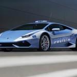 Lamborghini Huracan - italijansk policija