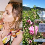 Lily-Rose Depp in Chanel No.5 L'Eau