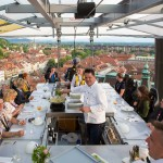 Dinner in the Sky, Ljubljana, Jezersek Catering, May 2015 (39)