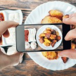 Hrana na Instagramu
