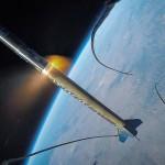 GoPro kamera na raketi
