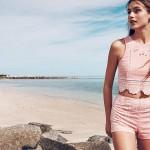 H&M Malibu Muse -  poletna kolekcija za ženske 2016