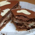 Milka torta - recept