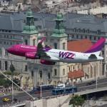 Nizek let nad Budimpešto