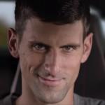 Novak Djoković v oglasu za Peugeot