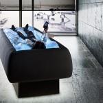Breztežnostna postelja Zerobody