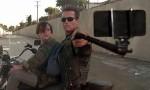 Selfi palica namesto orožja