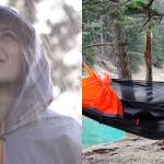 Šotor Flying tent