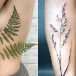 Botanični tatuji