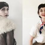Annelies Maria Francine poustvarja videz ikon 20. stoletja in slog preteklosti.