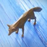 Skulpture živali narejene s 3D tiskalnikom