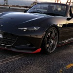 Dark Knight - predelana Mazda MX-5 Miata