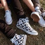 Converse All Star Woven kolekcija
