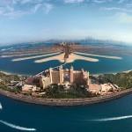 Nenavadni prizori v Dubaju