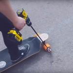 DIY e-board