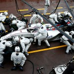 Najkrajši postanek v boksih v F1