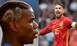 Nenavadne frizure na Euro 2016