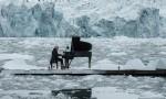 Ludovico Einaudi med nastopom na Arktiki