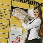 Paketomat Pošta Slovenije