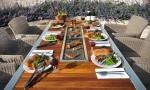 Jedilna miza-žar Angara Maximus