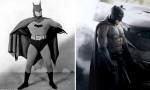 Batman leta 1943 in 2016