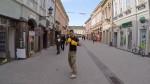 GoPro posnetek v obratni smeri
