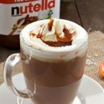 Recept za vročo čokolado z Nutello