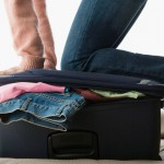 Učinkovita metoda pakiranja oblačil za dopust