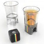 Šilce Polaroid Shot Glass