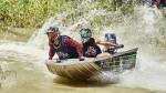 Red Bull Dinghy Derby je dirkanje s čolnički rezervirano samo za najbolj drzne.