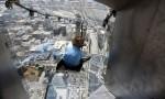 SkySlide – stekleni tobogan visoko nad tlemi