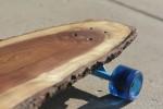 100-odstotno naraven longboard Logan Blvd.