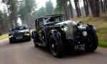Prvotni avtomobil in vse njegove moderne različice.
