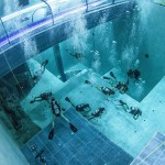 Deep Joy je s 40 metri globine najgloblji bazen na svetu.