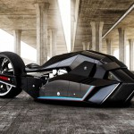 Koncept motocikla BMW Titan
