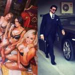 Travers Beynom in njegovo razvratno življenje, ki ga brezsramno razkazuje na Instagramu.