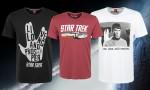 Majice s.Oliver & Star Trek
