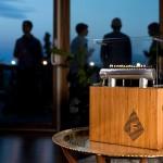 Fireside Audiobox je zvočnik, ki bruha ogenj!