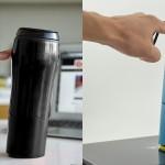 Mighty Mug - kozarec, ki se ne prevrne