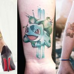 Pokemon tatuji