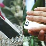 Aaron Chervenak - mož, ki je poročil svoj pametni telefon.