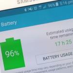 Pametni telefoni z najboljšo baterijo